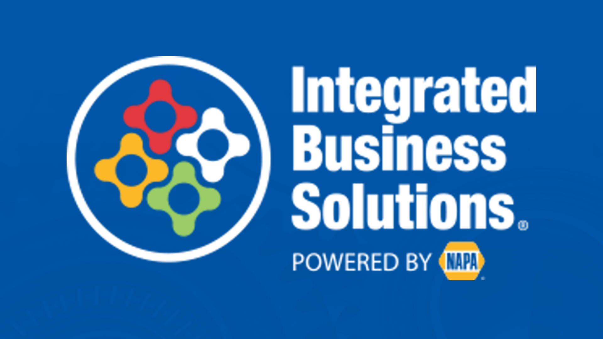 NAPA Integrated Business Solutions - Home